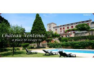 Chateau Ventenac , vacations for groups - Gruissan vacation rentals