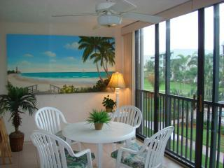6. Porch.JPG - Sanibel Beachfront Condo - Sanibel Island - rentals