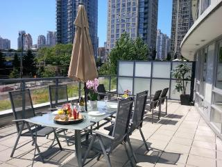 Luxury Suite w/ Massive Terrace - Vancouver vacation rentals