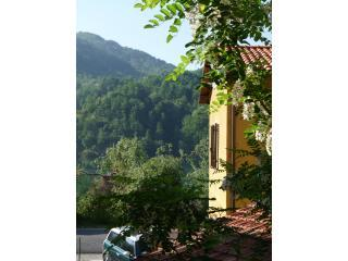 Villa on Lake Paradiso, Apuane Alps, Tuscany - Codiponte vacation rentals