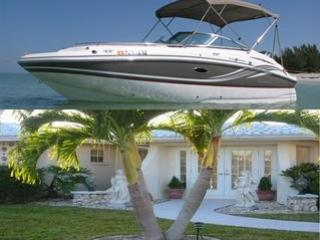 2013 Deck Boat with Beautiful Yacht Club Pool Home - Cape Coral vacation rentals