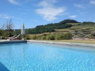 Immaculately restored Villa Leonardo on private 12-acre estate with fenced pool - Chianti vacation rentals