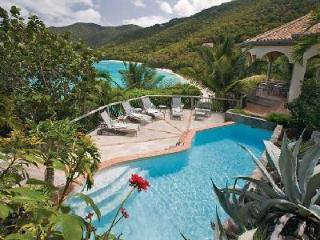 2B at Peter Bay - Waterfront villa with wraparound balcony, pool & ocean views - Peter Bay vacation rentals