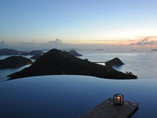Luxury Caribbean Villa 6 bedrooms Two Pools. Staff - West End vacation rentals