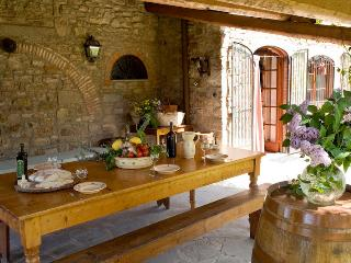Podere Margherita Rental at Greve in Chianti - Badia a Passignano vacation rentals