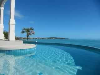 From $2950 wk Oceanfront, pool, dock on Ocean Pt - Providenciales vacation rentals