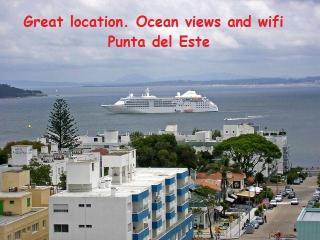 Increible vista al mar. Centro de la ciudad.08 - La Barra vacation rentals