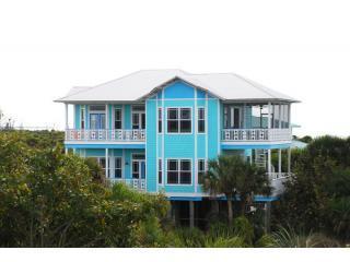 Sea Glass  A True Island Treasure  Pool sleeps 12 - Captiva Island vacation rentals