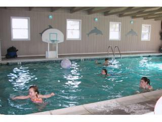 Dove Winds near beach with indoor pool and hot tub - Chincoteague Island vacation rentals