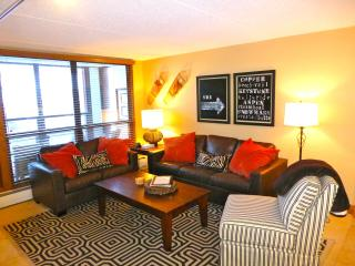 True Luxury-Ski In/Out,Center Village, Ft to Lifts - Copper Mountain vacation rentals