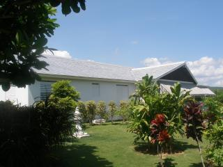 Front Side View.JPG - Beau Jardin - Luxurious Villa in Jamaica - Discovery Bay - rentals