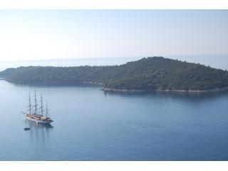 Terrace view 2.JPG - Picture postcard view of Dubrovnik - Dubrovnik - rentals