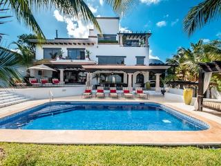 Ocean Front Mansion in Cancun - Cancun vacation rentals