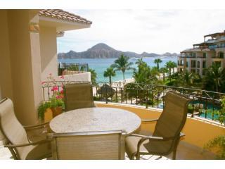 DECK VIEW - Luxurious oceanfront condo with in a 5 star resort - Cabo San Lucas - rentals