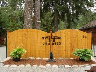 Welcome to A Riverside B&B - A Riverside B&B - Nanaimo - rentals