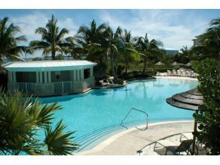 View from livingroom patio - A picturesque slice of paradise  407 Mariners Club - Key Largo - rentals