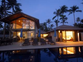 Akuvara - the ultimate luxury beachfront getaway ! - Koh Samui vacation rentals