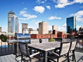One Bedroom Suite with Roof Deck in South End - Boston vacation rentals