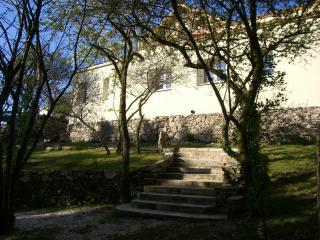 View of converted barn from lower garden - Puerto de Compostela Holiday Rentals - Galicia - A Coruna Province - rentals