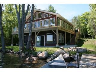 Loon Lodge on Miller Lake - Tobermory vacation rentals