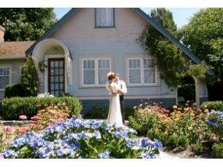 Boxwood Cottages and garden - Powell River vacation rentals