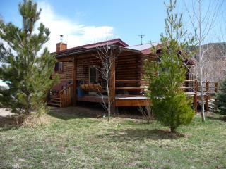 Cozy mountain log cabin with Longs Peak View - Loveland vacation rentals