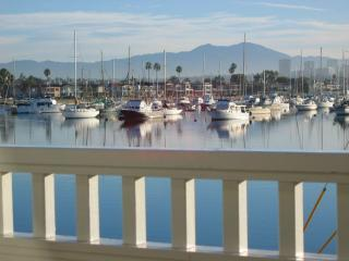 Views Deck, Master - Lux Newport Beachfront Rental Casa de Balboa 225 - Newport Beach - rentals