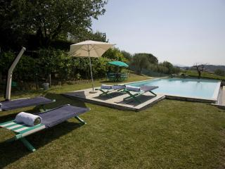 4 Bedroom Villa with Private Pool, A/C, Wifi, and a View - Lucca vacation rentals