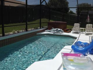Totally Private Pool and Hot tub relax and enjoy - Orlando vacation rentals
