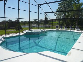 Big Pool Villa with a Hot Tub and WiFi, at Golden Pond - Kissimmee vacation rentals