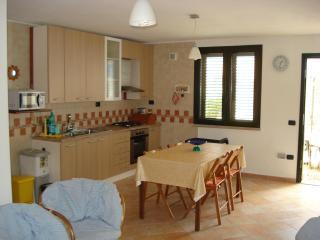 New garden flat rental in Villasimius, Sardinia - Sardinia vacation rentals