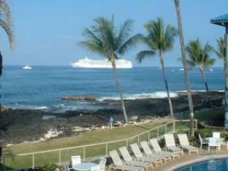 Oceanfront Kona Reef-You'll be only 60' from waves - Kailua-Kona vacation rentals