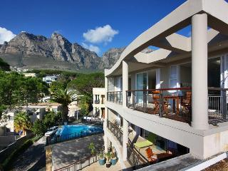Balfour Place with fantastic views & private pool - Camps Bay vacation rentals