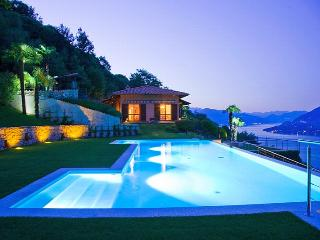 Superb villa with pool and sweeping lake views! - Omegna vacation rentals