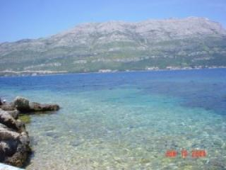 Korcula Waterfront Accommodation 2 Bed Apartment - Island Korcula vacation rentals