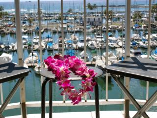 Ilikai Marina 780 Ocean Front Corner 2 X the View! - Honolulu vacation rentals
