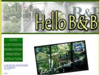 Welcome to HELLO  B&B - Atlanta vacation rentals