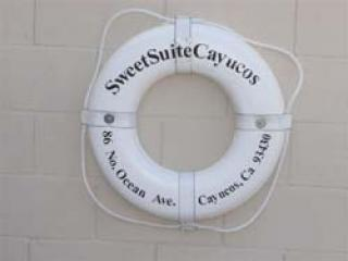 Life ring - Sweet Suite Cayucos - Cayucos - rentals