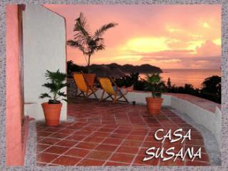 terracewebstone350[1] - Casa Susana- Stunning Oceanview in Sayulita Mexico - Sayulita - rentals