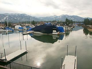 Lovely Tahoe Keys condo with a spectacular view of the marina, #44 - South Lake Tahoe vacation rentals