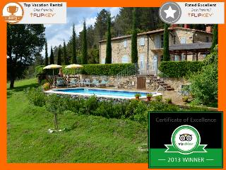 Tuscany Villa with pool - Villa le Capanne - Chiusdino vacation rentals