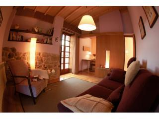 living room - Holiday cottage sleeps 2/3 at the Ribeira Sacra. - Nogueira de Ramuin - rentals
