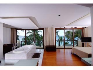 dVision room - Luxurious Private Beachfront Villa with Jacuzzi - Boracay - rentals