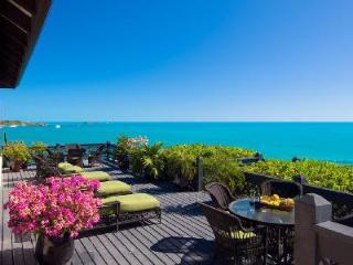 Villa Seacliff on the Tip of Ocean Point overlooking Chalk Sound - Chalk Sound vacation rentals
