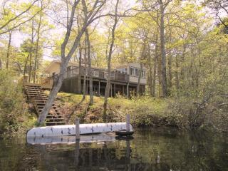 4 BR House on Beautiful Picture Lake on Cape Cod - Sagamore Beach vacation rentals