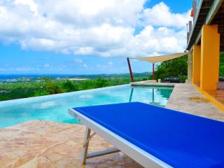 Vieques vacation studio W pool Ocean vIew and Spa - Isla de Vieques vacation rentals