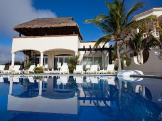 SPECIAL!!!! Luxury Beachfront 5 Bedroom Villa - Playa Paraiso vacation rentals