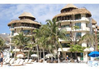 DSC03626.JPG - El Taj Oceanfront, Beautiful Large Ocean view 1 BR - Playa del Carmen - rentals