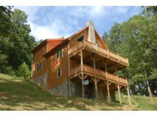 Appalachian Retreat:Boone area Luxury Log Cabin - Boone vacation rentals