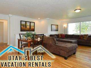 Dwntwn University Foothills Hm+Hot Tub+Cnventn Ctr - Salt Lake City vacation rentals